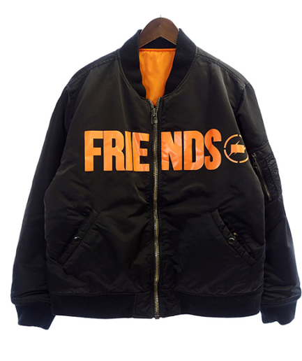 VLONE-Lining-Closure-Zipper-Jacket