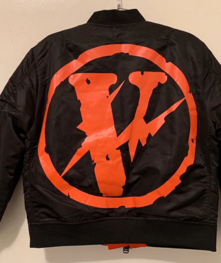 VLONE Lining Closure Zipper Jackets