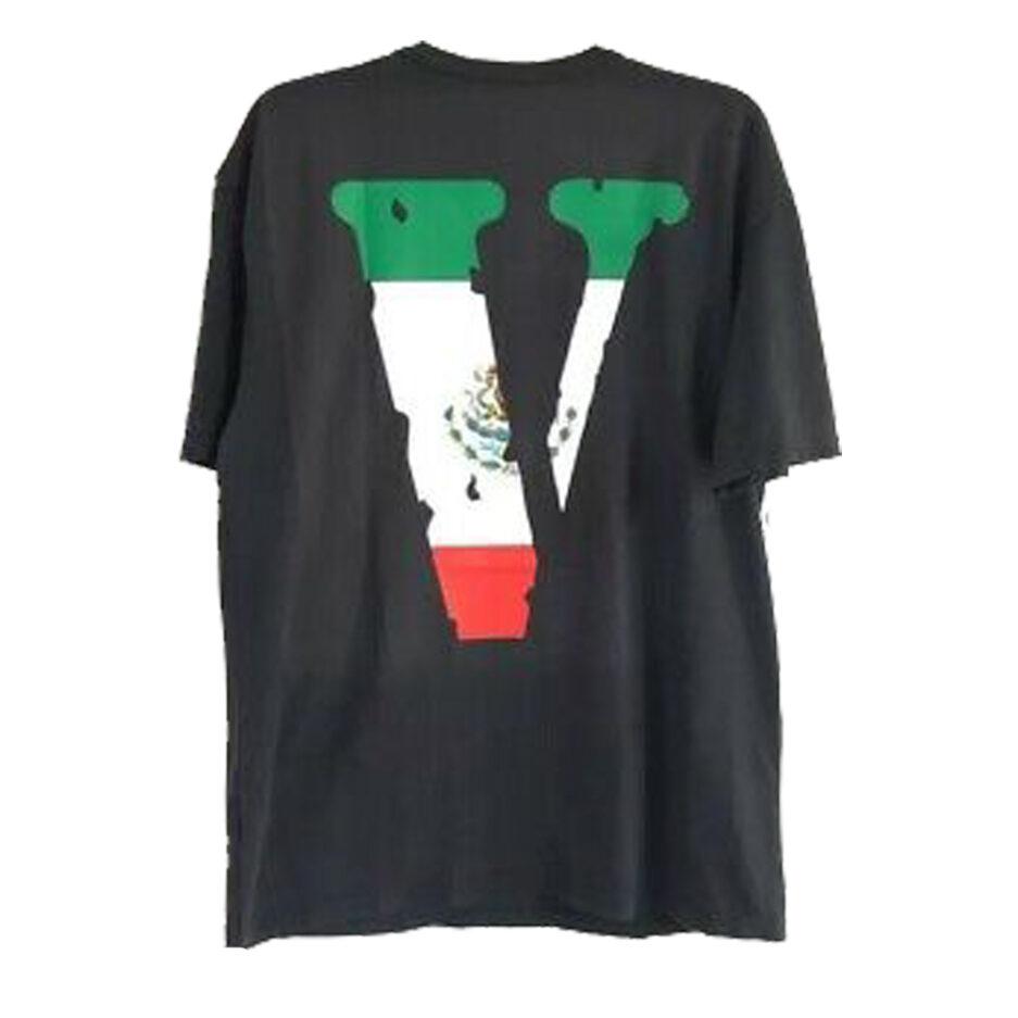 VLONE Mexico Black T-Shirt