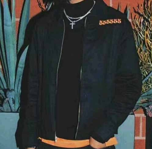 Vlone Denim Jacket For Men