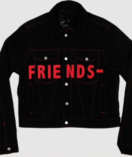 Vlone Friend Denim Jacket