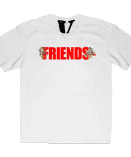 Vlone Friends Cupid Gun T-Shirt