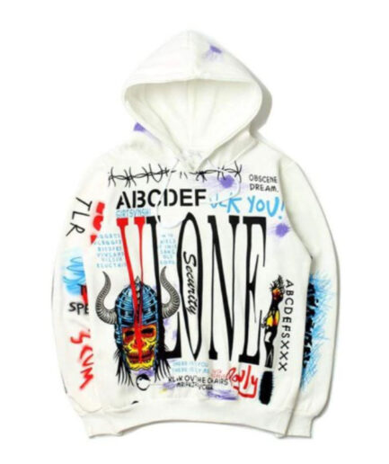 Vlone-Hoodie-Graffiti-Hip-Hop-Pullover-Sweatshirt