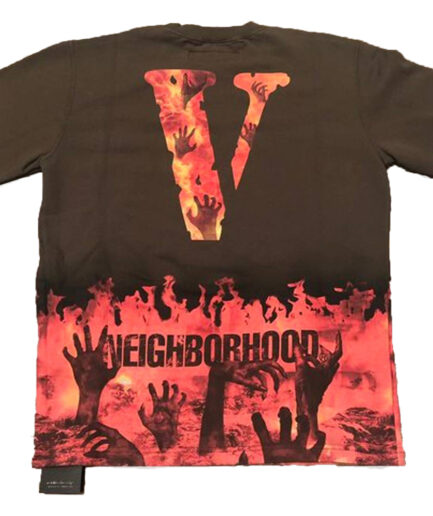 Vlone Neighborhood Crewneck T-Shirt