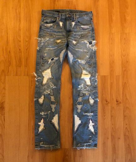 Vlone-Scab-Denim-Reps-Pants
