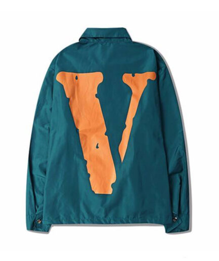 Vlone-coach-jacket