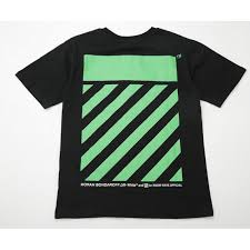 VLONE Stripe T-Shirt (Black)