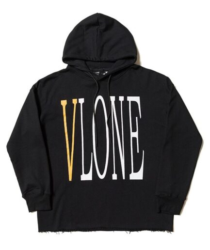 VLONE Cotton Sweatshirts Hip Hop Friends Streetwear Hoodies