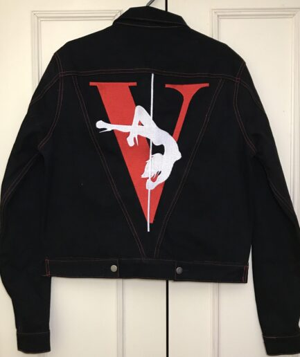 VLONE Stripper Denim Pop-up Exclusive Jacket