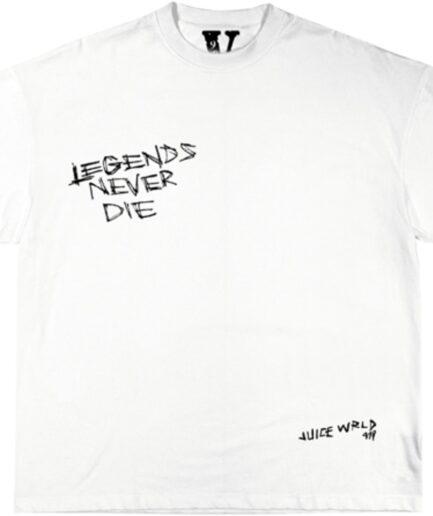 Juice WRLD x VLONE Legends Never Die T-Shirt