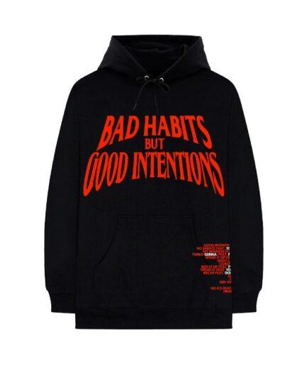 Nav x Vlone Bad Habits Hoodie