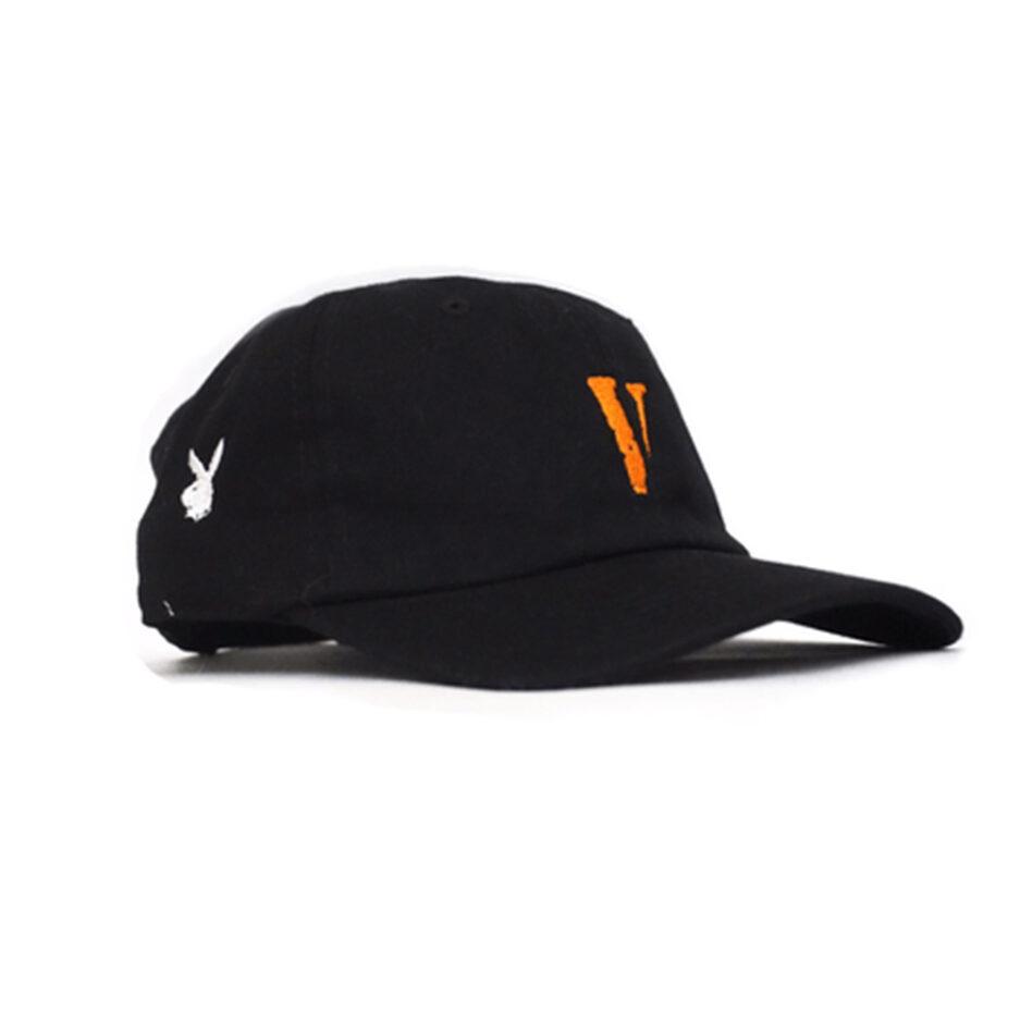 VLONE-Vintage-V-Letter-Dad-Hat
