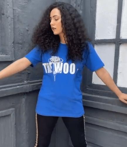 VLONE x Pop Smoke The Woo Royal Blue T-Shirt