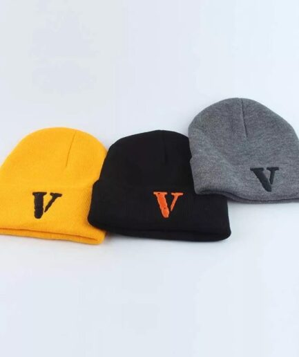 VLONE Multicolor Beanie Hat