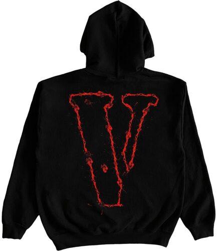 Juice Wrld x XO x Vlone Joker Hoodie
