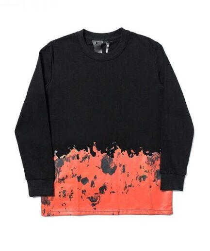 Vlone x Neighborhood Crewneck Black Sweatshirt
