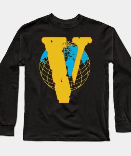 v lone earth Long Sleeve T-Shirt