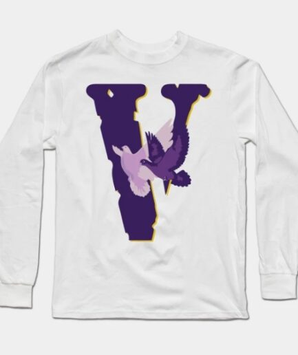 vlone pigeons Long Sleeve T-Shirt