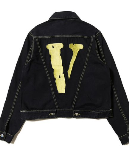 PicClick VLONE FRIENDS DENIM Jacket 2020