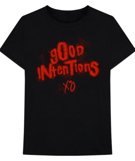 NAVNWO WOLFPAC GOOD INTENTIONS TEE