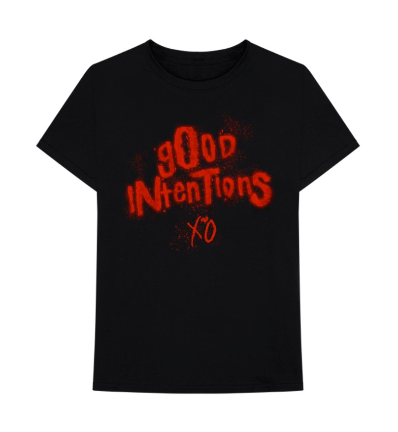 NAV/NWO WOLFPAC GOOD INTENTIONS TEE