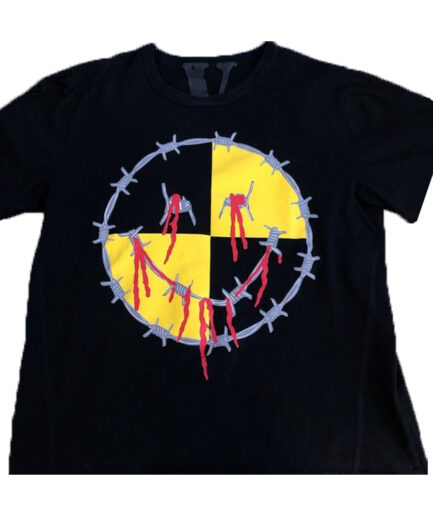 Vlone Asap rocky fuck testing T-Shirt