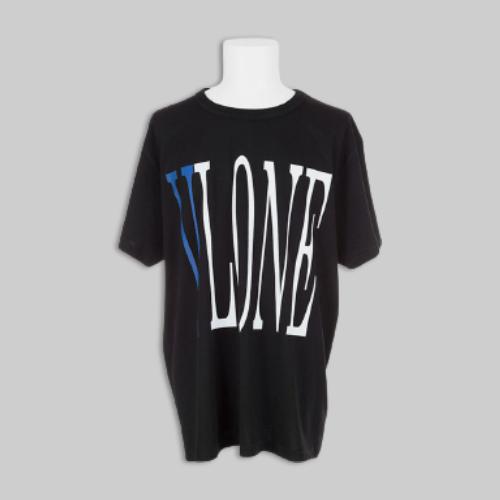 Vlone Staple Black T-Shirt