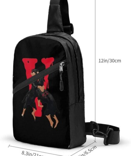 V-Lone City Morgue Sports Fitness Backpack
