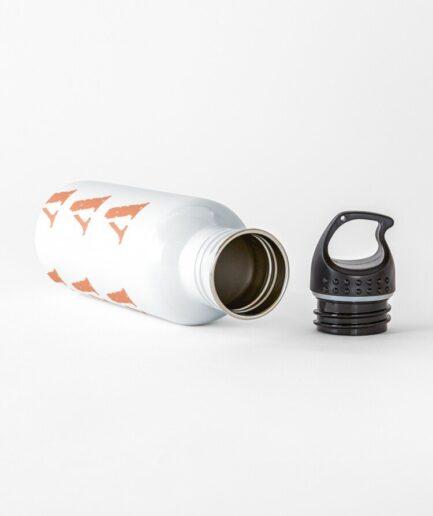 VLONE STICKER PACK YELLOW x9 Water Bottle