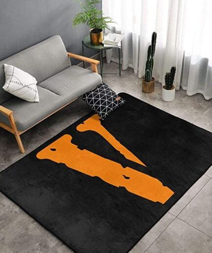 Vlone Area Rug for Bedroom Plush Furry Ultra Soft