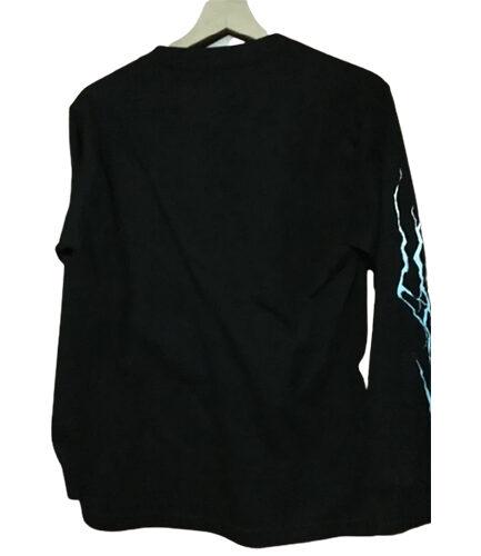 VLONE Lightning Long Sleeve - Black (3)