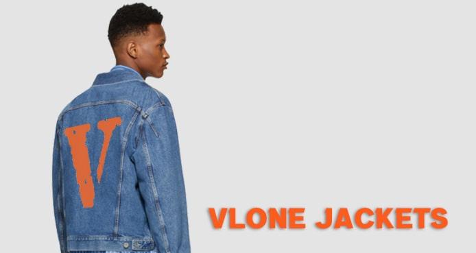 Vlone Jackets