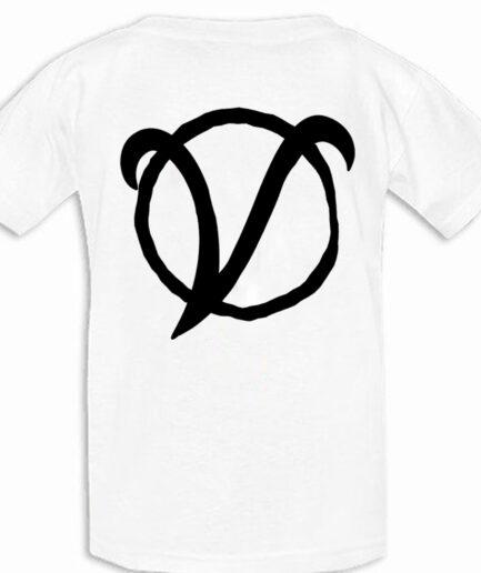 Vlone Atlanta Braves T-Shirt - White (Back)