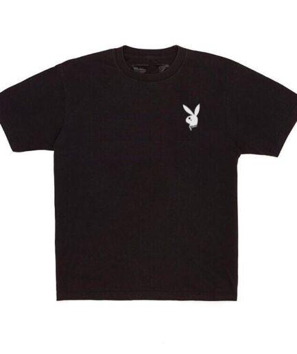 Vlone x Playboy Carti Bunny T-Shirt (Front)