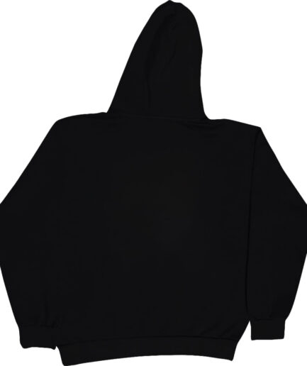 Corpse Husband Miss You! Pullover Hoodie - Black (Back)