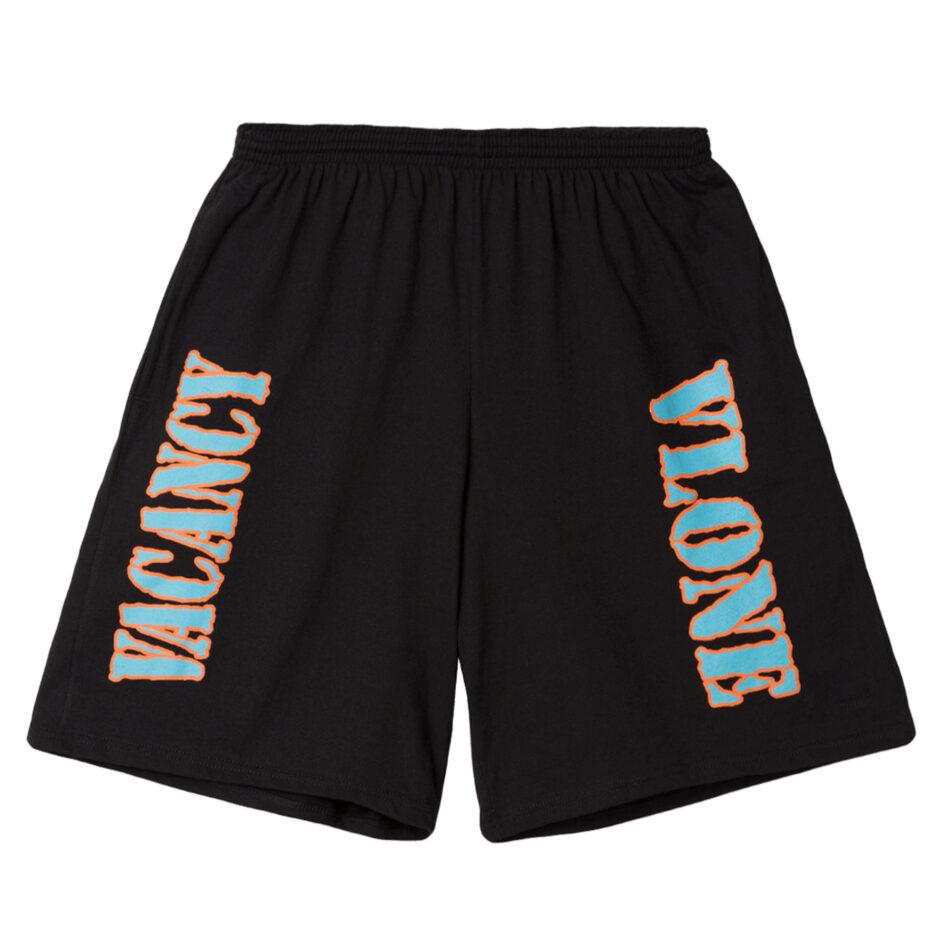No Vacancy Inn x Vlone Pop Up Shorts - Black