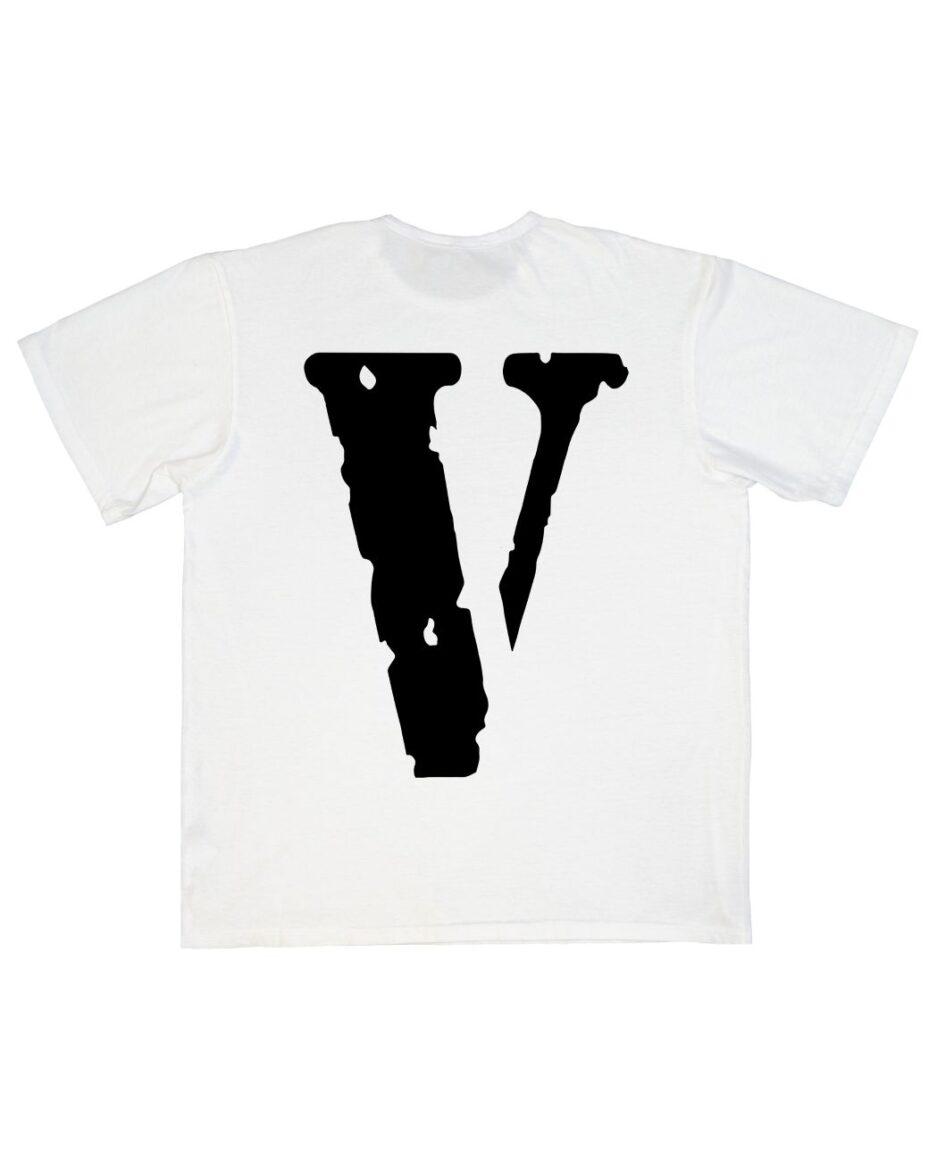 FRIENDS - Pin Up T-Shirt - White (Back)