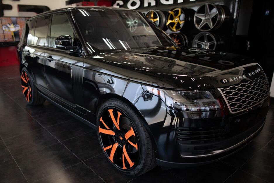 Range Rover Forgiato Custom Wheel 1