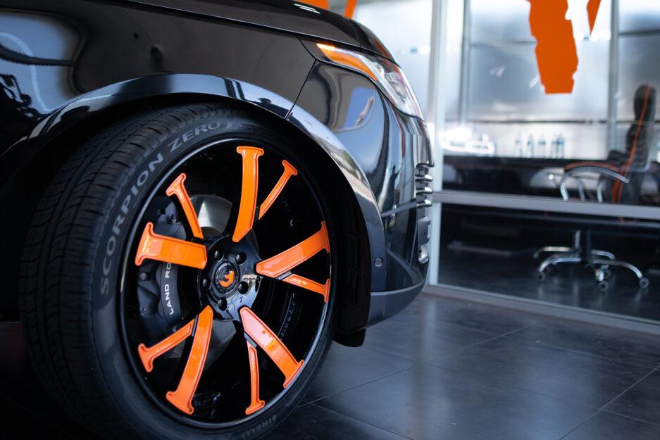 Range Rover Forgiato Custom Wheel 3