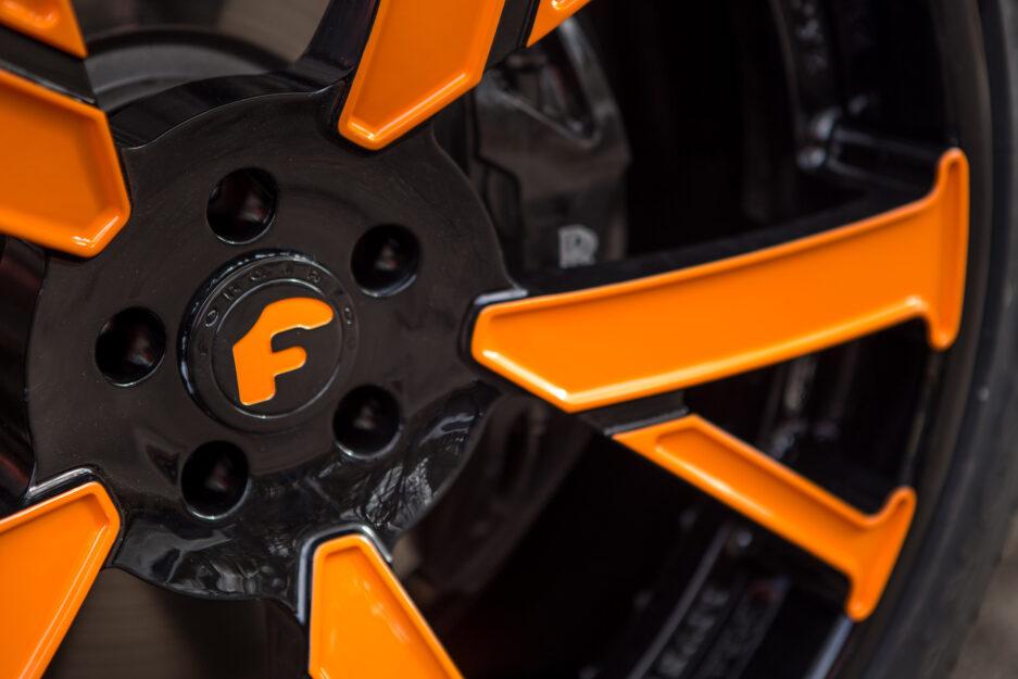 RollsRoyce Cullinan Forgiato Wheel 5