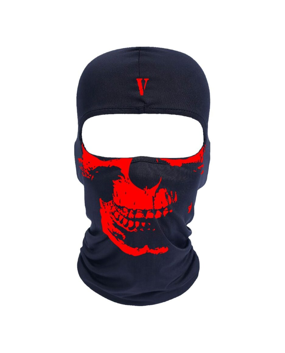 V-Ray Mask - Red (Front)